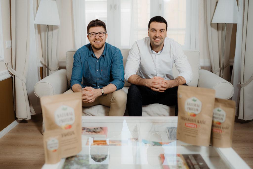 Natural Protein - Václav Bubla a Tomáš Michek